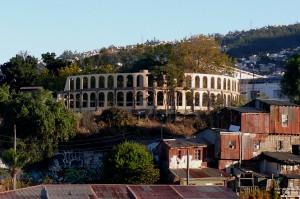 Séverine Hubard, el coliseo de Valparaiso